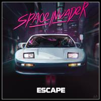 Spaceinvader - Night Lights