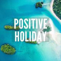 Positive Holiday - WinnieTheMoog