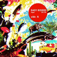 Easy Riders - Black Not Grey