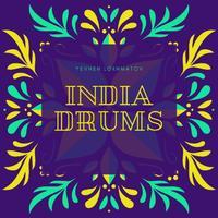 Yevhen Lokhmatov - India Drums