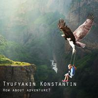 Tyufyakin Konstantin - What If You Fall In Space