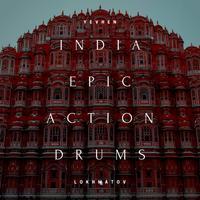Yevhen Lokhmatov - India Epic Action Drums