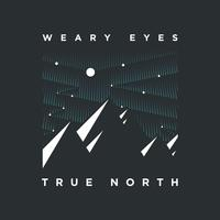 Weary Eyes - Captain Nowhere